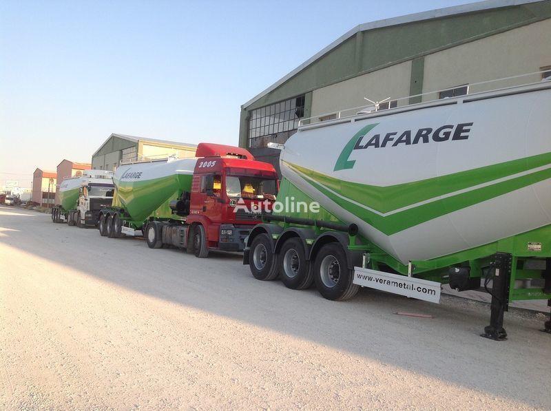 new LIDER NEW 2018 YEAR LIDER TRAILER cement tank trailer