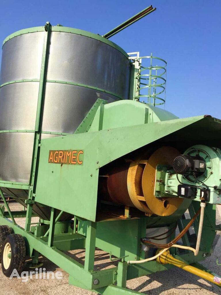 Used Grain Blowers : Agrimec as mobile grain dryers for sale cereal