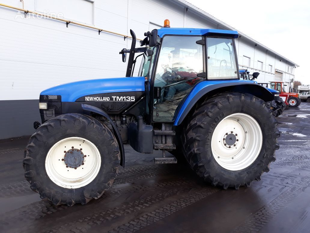 New Holland Tractor Wheel Weights : New holland tm wheel tractors for sale wheeled tractor