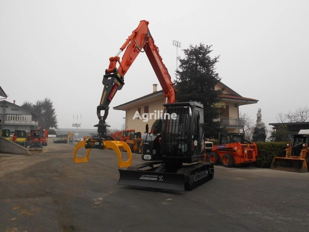 HITACHI ZX85US-5A harvesters for sale, forestry harvester ...