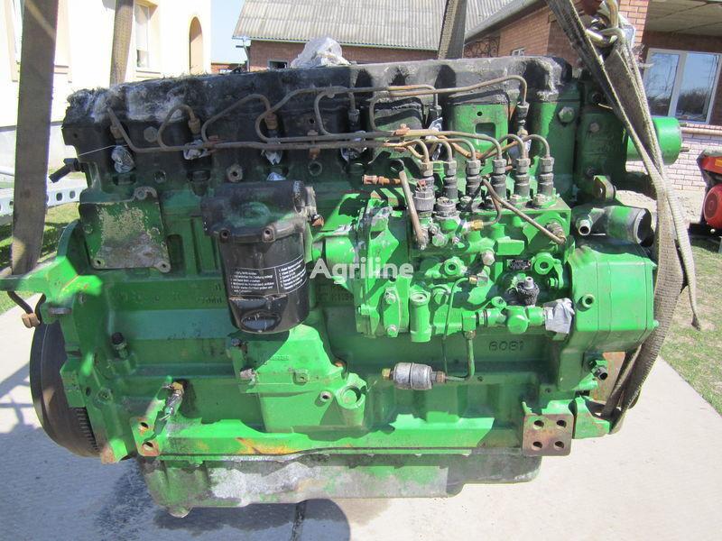John Deere 6081 6081 Engines For John Deere Tractor For