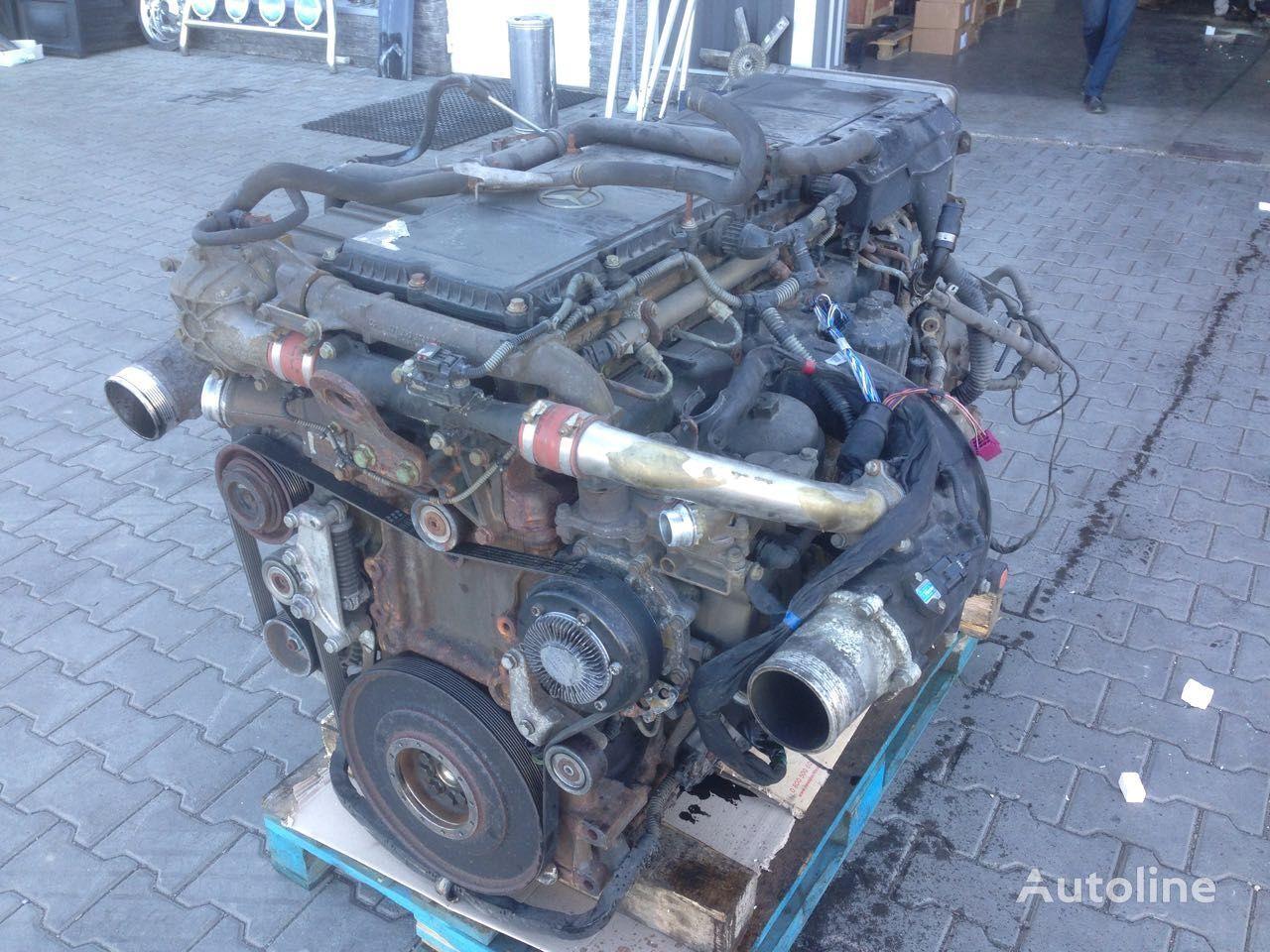 Mercedes benz om 471 la mb actros mp4 actros for Mercedes benz engines for sale