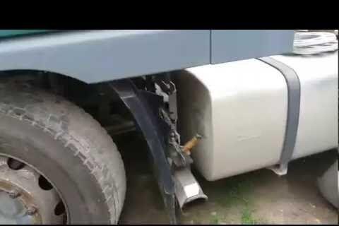 Комплектный engine for DAF XF 105 truck