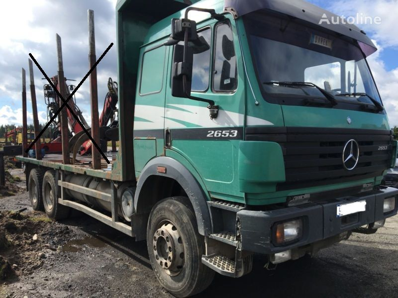 Mercedes Benz Sk 2653 2644 2638 Chis Truck